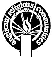 Anglican Religious Communities in England (ARC) logo