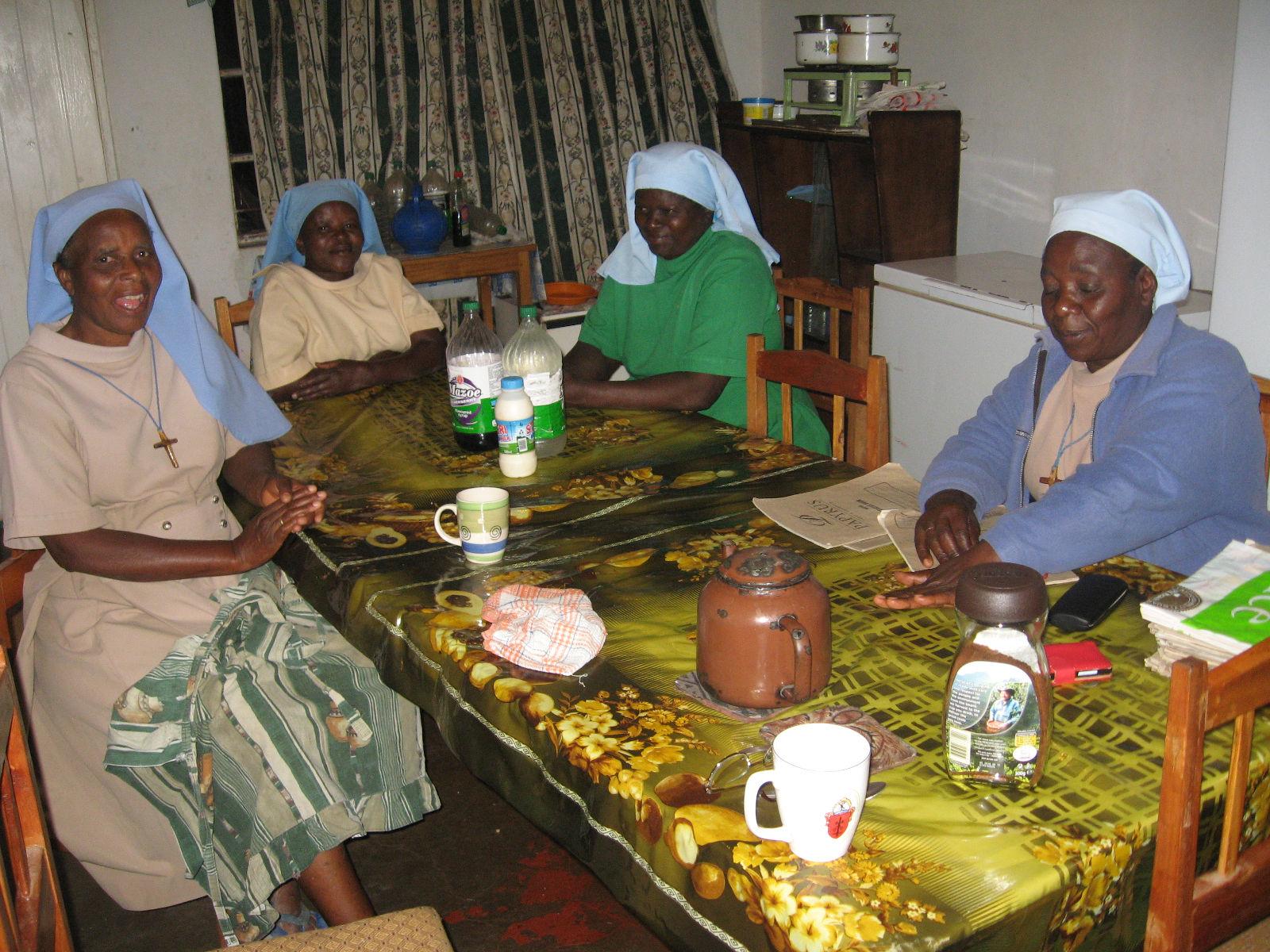 CHT Shurugwi sisters