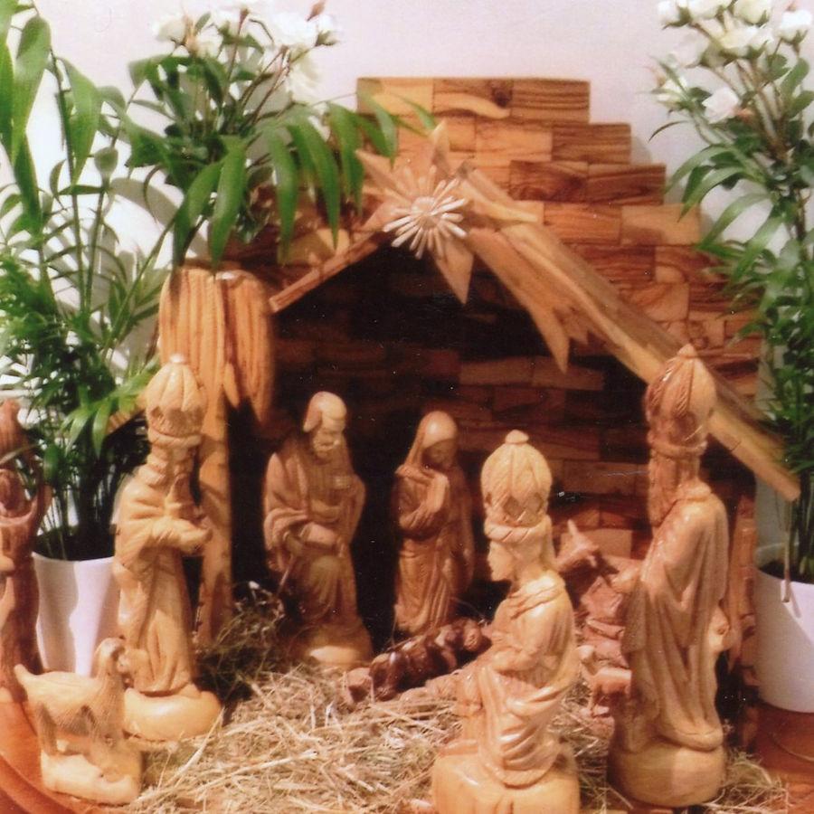 CSA Christmas Crib