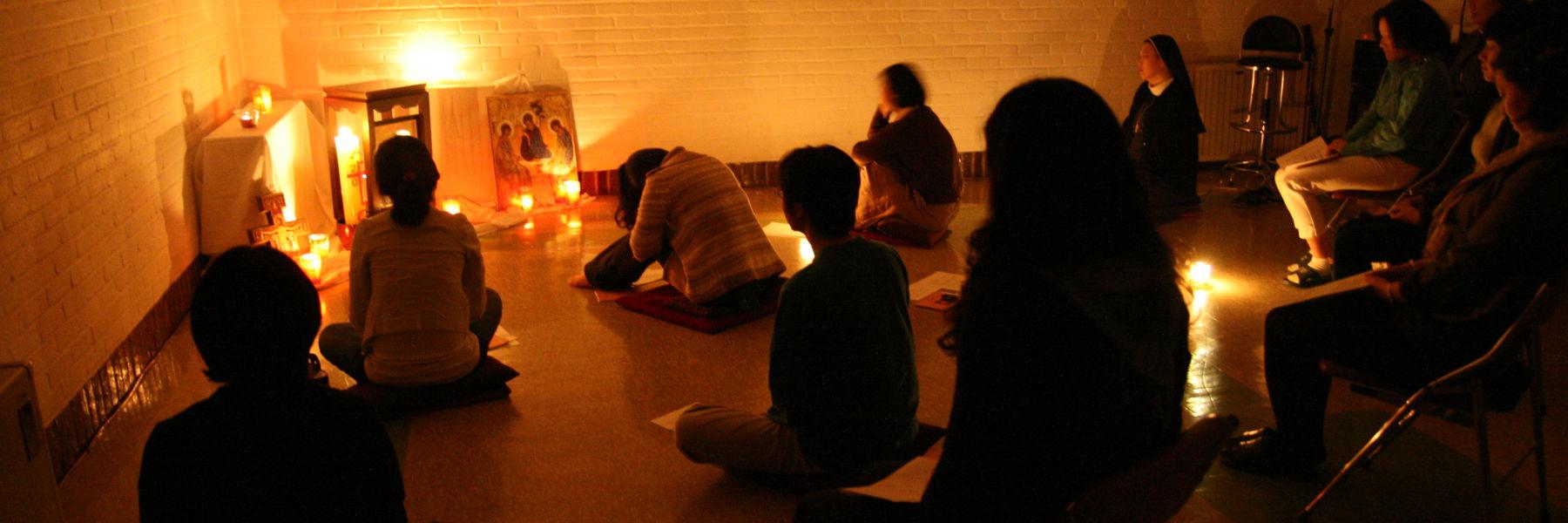 SHC Taize prayer
