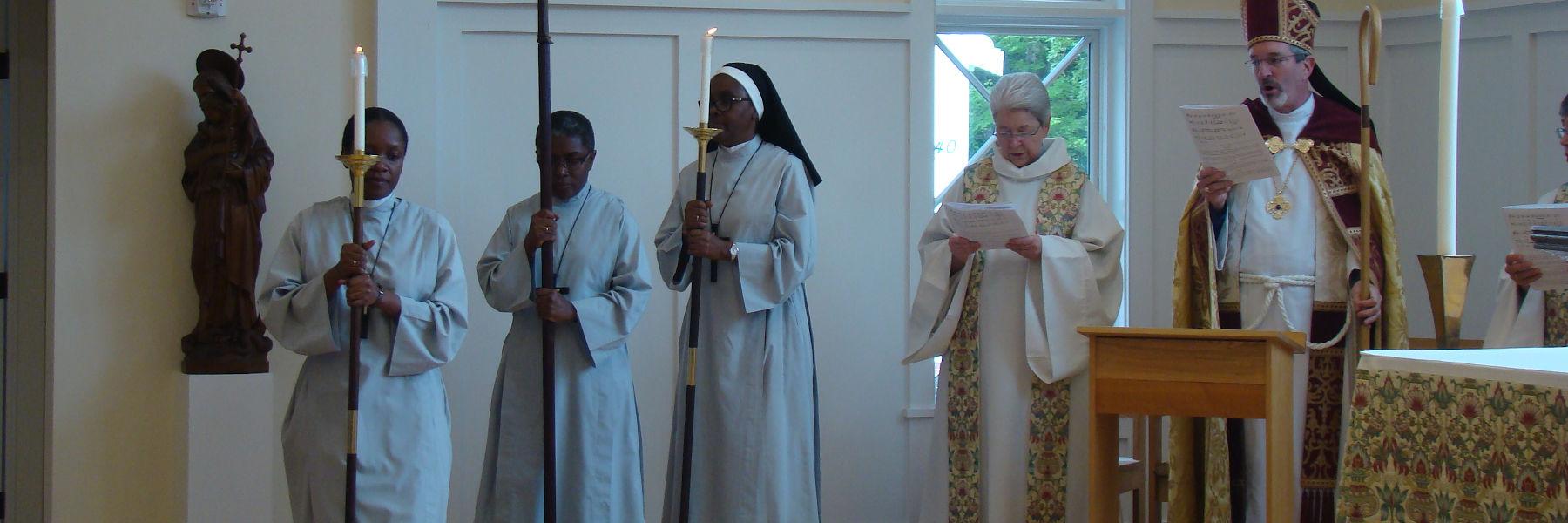SSM Duxbury Chapel Dedication