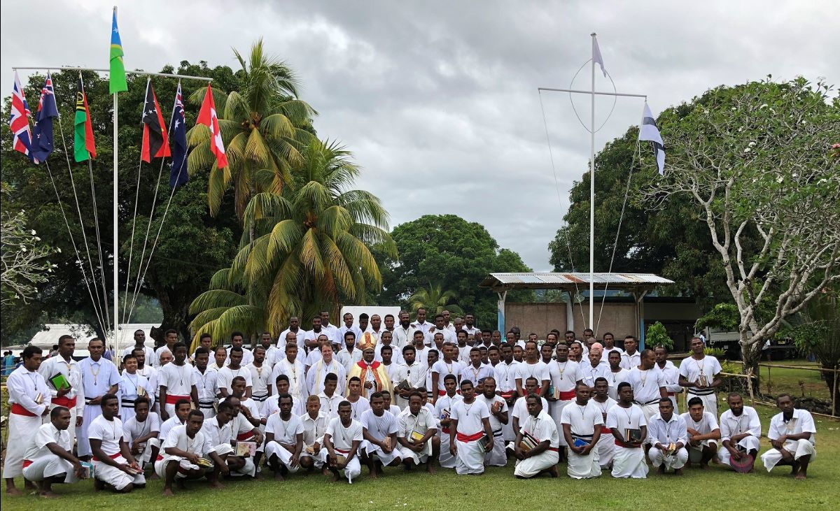 The Melanesian Brotherhood (MBH)