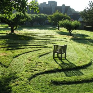 Malling labyrinth