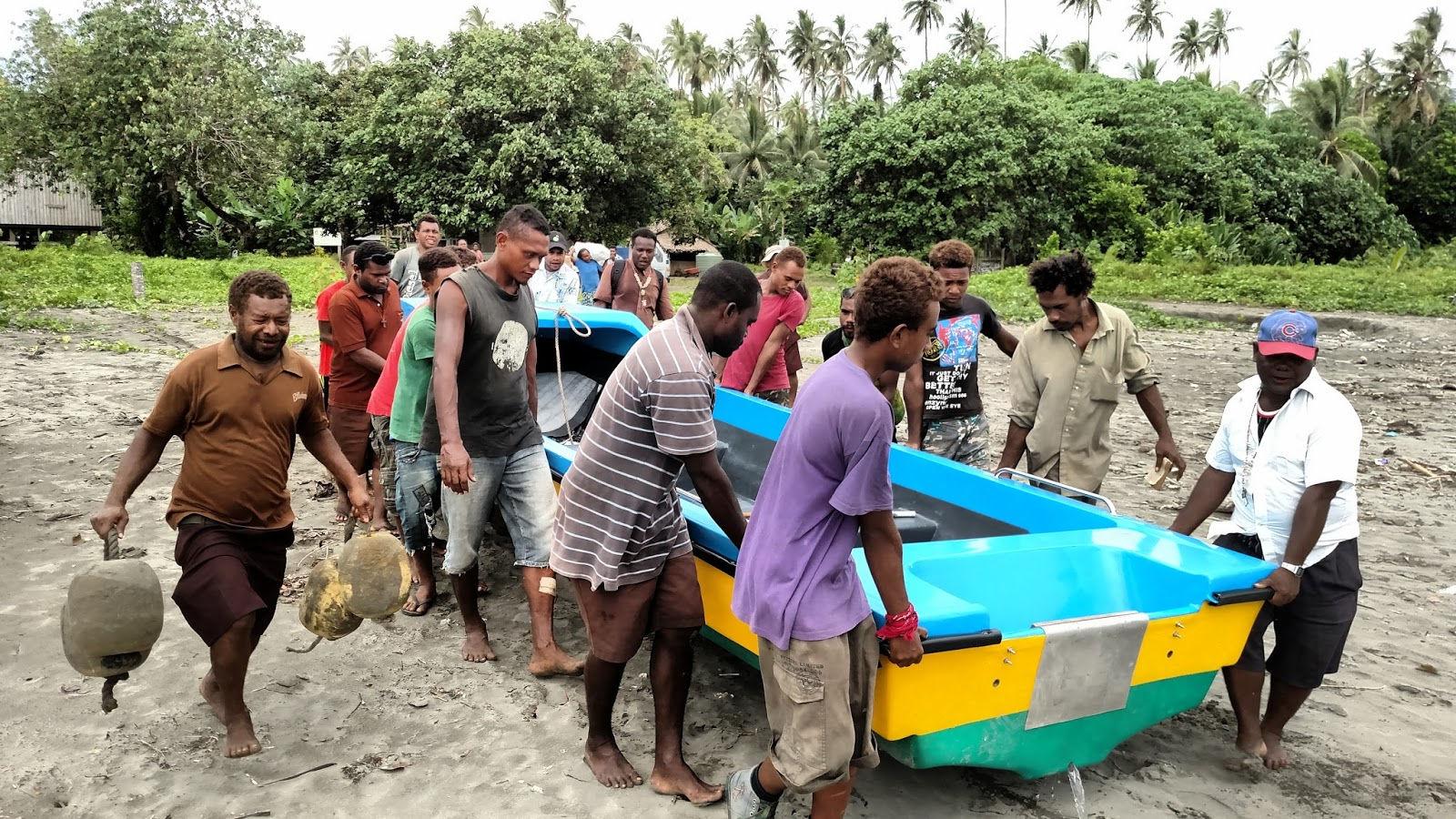 SSF Solomon Islands