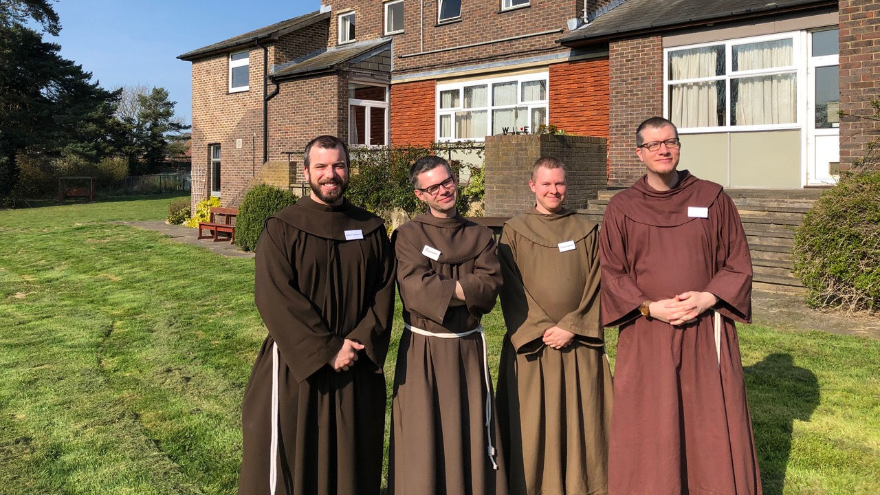 Society of Saint Francis, European Province, Preaching at Life Profession