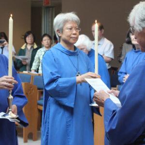 Sisterhood of St John the Divine First Professions