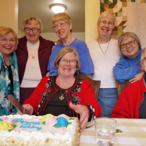 Sisterhood of St John the Divine Sisters & Oblates at BC House