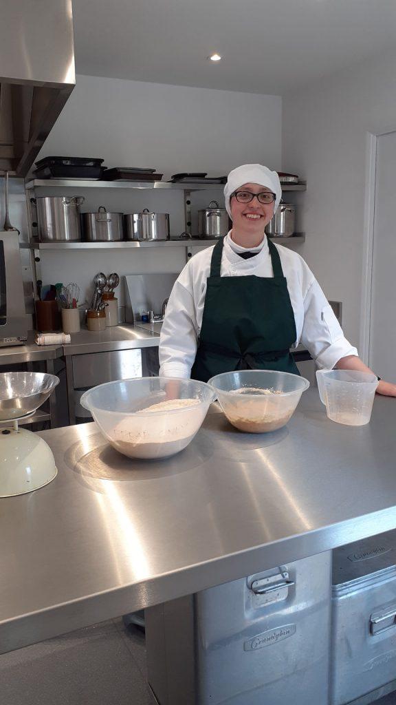 Training to be a nun, SSC Tymawr